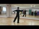 Вариация танца Румба, для Взрослых 1-2 года обучения!
