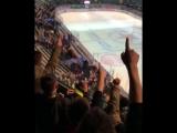После матча СКА-ЦСКА в Санкт-Петербурге