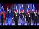Церемония посвящения в кадеты 2017