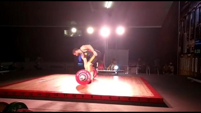 Владислав Ригерт 91 кг