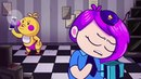 Fnaf animations with Bonnie the Thuginator at the end