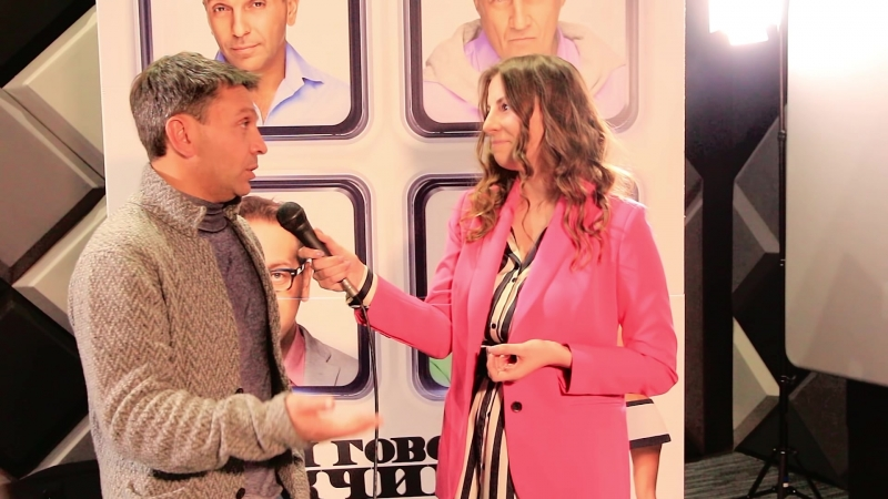 Silver TV выпуск 8 Интервью с Леонидом Барацем на праздничном показе фильма О чём говорят мужчины Продолжение