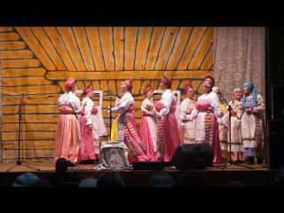 народный фольклорный коллектив самодеятельного художественного творчества «Йöлöга шы»