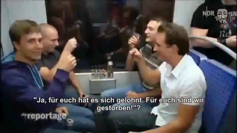IHR seid NICHT Deutschland WIR sind Deutschland