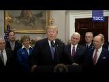 Зачем Трамп хочет отправить миссию на Луну