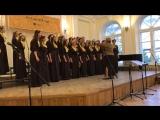 Музыка В. Рубина, слова народные