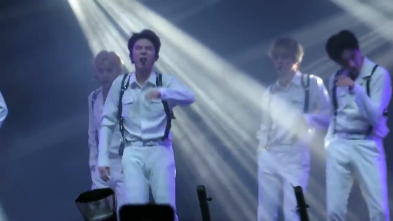 [VK][20.06.18][Fancam] The 2nd World Tour The Connect In Amsterdam (Crazy In Love)
