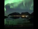 Aurora borealis Аврора