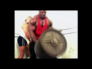 Ronnie Coleman - The King (HD) - Bodybuilding Movie