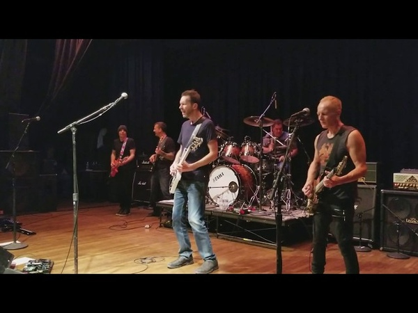 Private Concert G4 2017 Joe Satriani Phil Collen Paul Gilbert playing Superstition