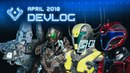 Starfall Tactics Devlog April 2018