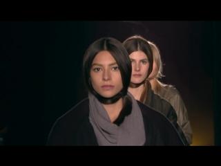 Miriam Ponsa - Autumn-Winter 2018-19 La marxa de la sal