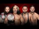 "PPV Extreme Rules 15 07 2018 Woken"" Matt Hardy Bray Wyatt vs The B Team Raw Tag Team Championship Match"
