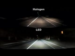 В чем разница между обычными и светодиодными лампами автомобиля