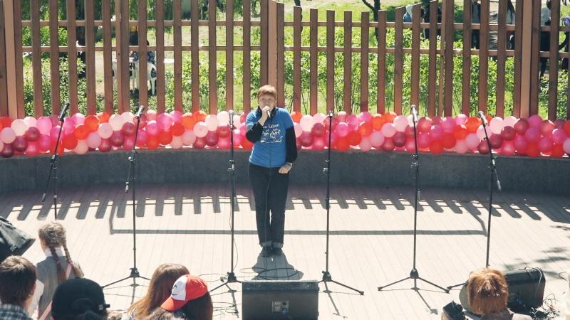 Воронеж 2014: Харука, концерт на форум-выставке