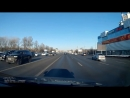 Смертельный занос водителя десятки