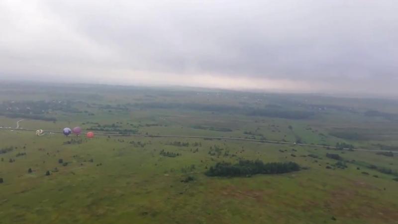 Фестиваль воздухоплавания в Переславле
