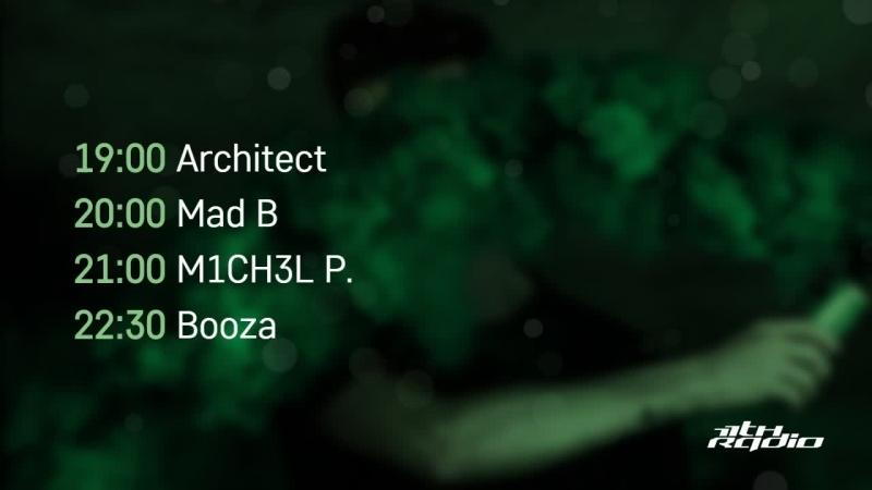 Architect, Mad B, M1CH3L P. and Booza - Live @ Integration (25.07.2018)