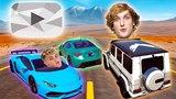 МАШИНЫ БЛОГЕРОВ 2018! TOP 5 YOUTUBER CARS (Logan Paul, Tanner Fox, Jack Paul, KSI)