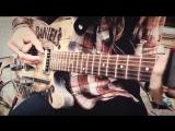 Jack Daniels Whiskey Barrel Guitar - JUSTIN JOHNSON SOLO SLIDE GUITAR