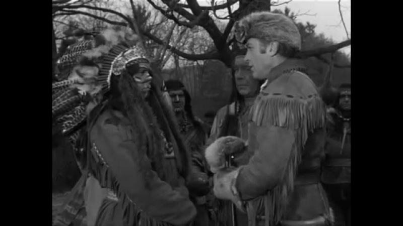 Hawkeye and the Last of the Mohicans THE PRISONER S1E29