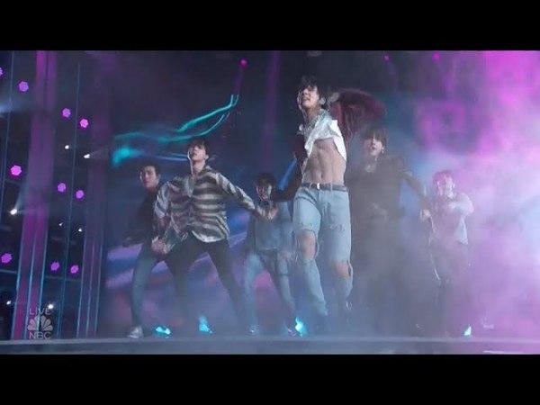 [LIVE] BTS 'FAKE LOVE' - 2018 Billboard Music Awards
