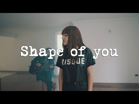 Shape of you - Ed Sheeran (Cover by AnaMaría Ochoa Joan Baez)