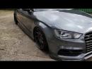 Audi S3 на пневме КТА ©