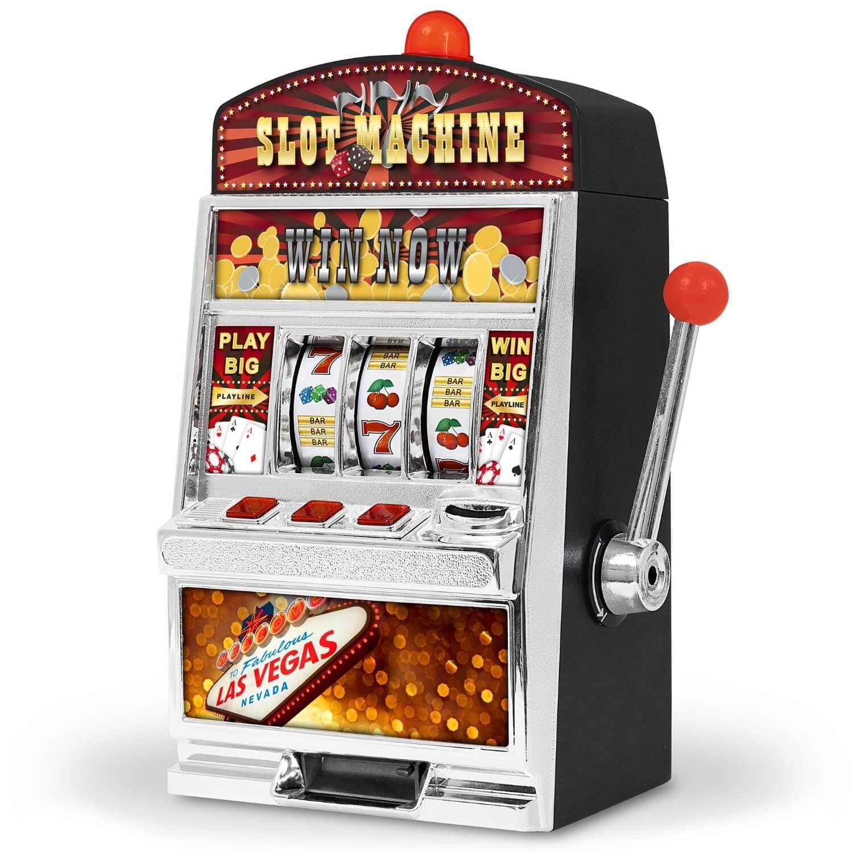 Типы традиционных игровых автоматов