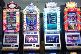игровые автоматы с выходом в интернет