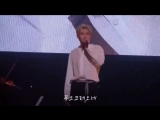Fancam 180623 VIXX Leo - The unknown part of Mata Hari Musical @ K Musical Cinema MATAHARI Special