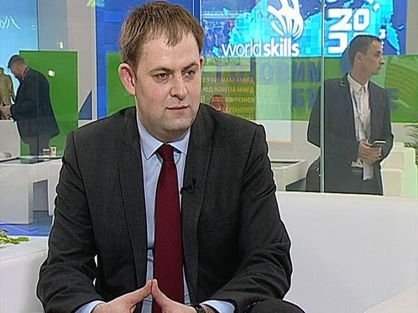 Российский инвестиционный форум в Сочи. Иван Куликов