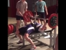 Елена Букина - жим лежа 100 кг