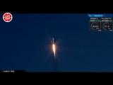 Space X запустили ракету Falcon 9 с космическим телескопом TESS на борту