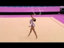 15 обручЗолотая медаль Маргариты Мамун в Баку