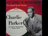 Parker's Mood Charlie Parker