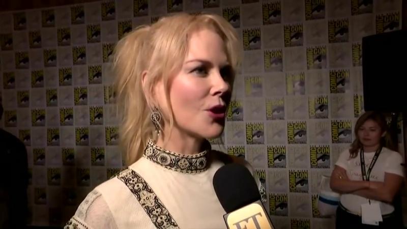 Nicole Kidman Reveals How Aquaman Director James Wan Convinced Her to Sign On (Exclusive)