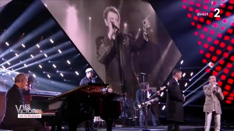 Musical Awards France 2018 - in memory of Johnny HALLYDAY