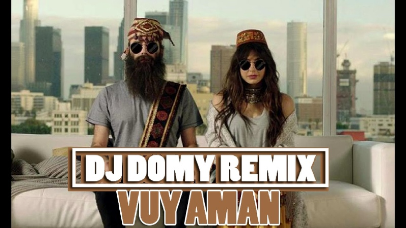 Dj Domy. Sirusho ft. Sebu- Vuy Aman (Remix Trap And Funky House)