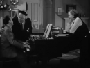 Charles Boyer and Joan Fontaine blooper The Constant Nymph 1942