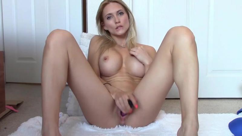 Haley Ryder Blue Lingerie Strip (sex porno порно секс anal анал трах