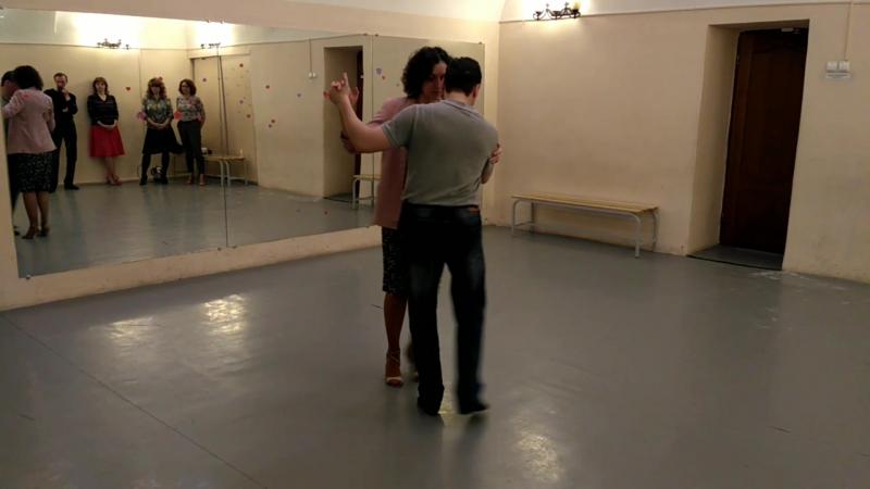 Урок 15.02.18: танго и канженге