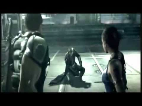 Resident Evil 5 Wesker is a Warrior (Disturbed) Music Video