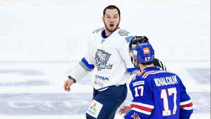 Хоккейная Семья с Павлом Лысенковым и Дамиром Рыспаевым