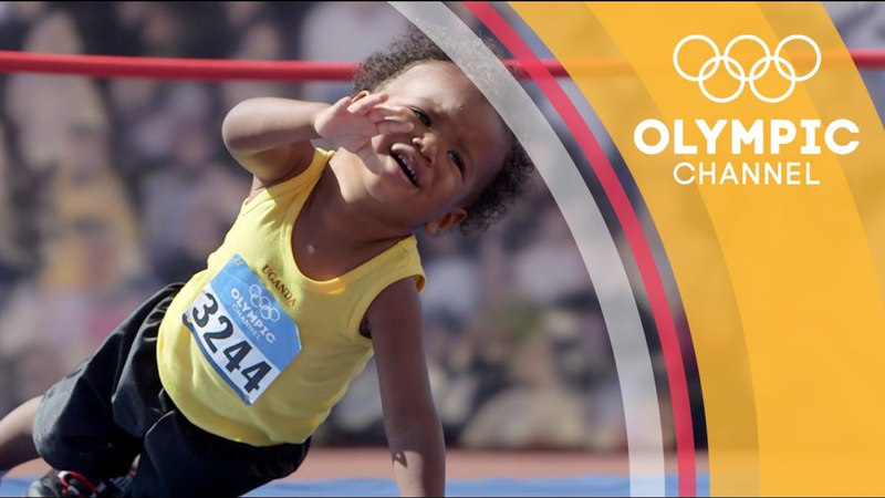 If Cute Babies Competed in the Olympic Games Olympic Channel