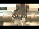Черновая обработка коленвала на станке с ЧПУ 00_00_21-00_00_34