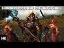 Total War Warhammer 2 Империи Смертных прохождение Hardcore Хаос =3= Орда Холека