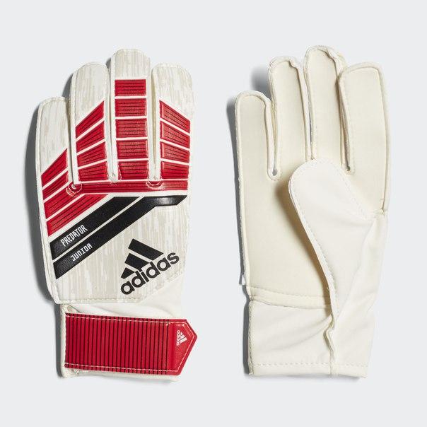 Вратарские перчатки Predator 18 Pro Junior