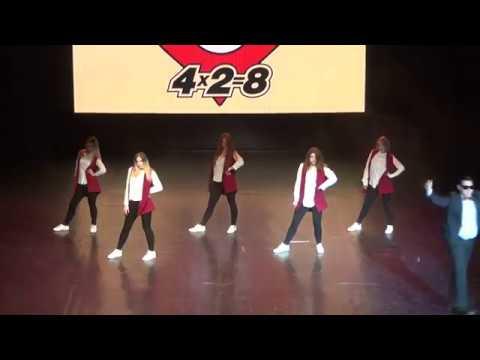 PSY - I LUV IT dance cover by cdt ROAR AiChron (PSY)