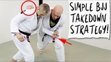 A Simple Takedown Plan for BJJ Competition